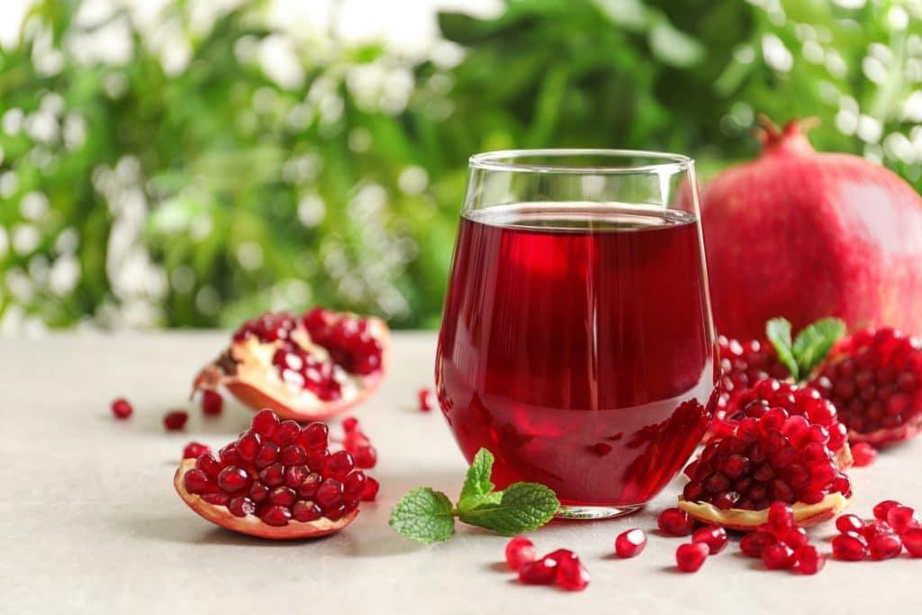 Pomegranate & Colorectal Cancer Risk