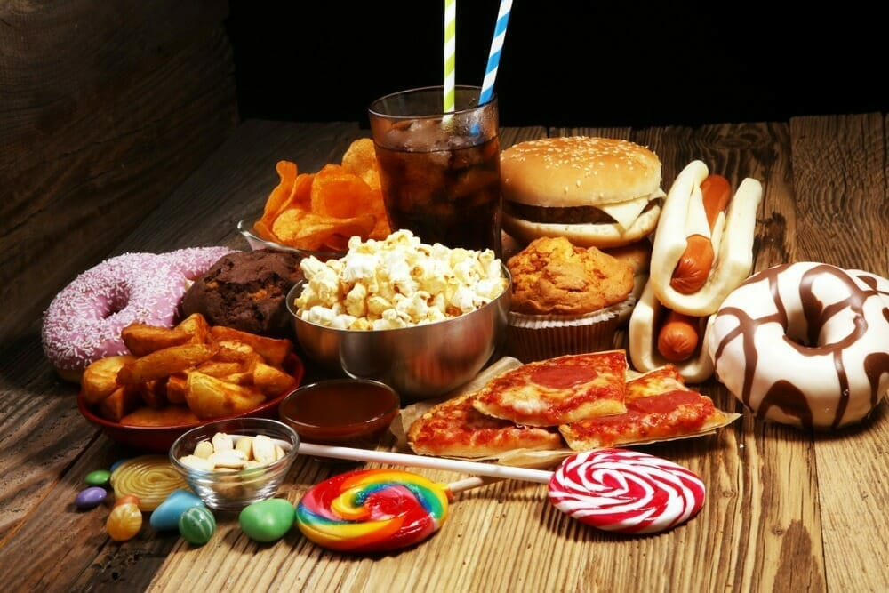 examples of processed foods, processed meats, ultra-processed foods and cancer risk