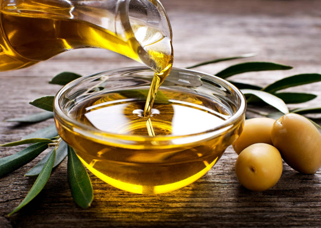benefits of oleic acid (from olive oil) in pancreatic cancer