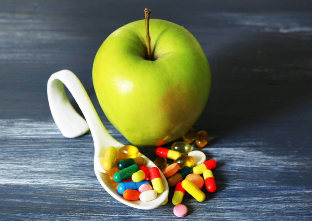 Apple Supplements for Cancer Treatment and genetic Risk