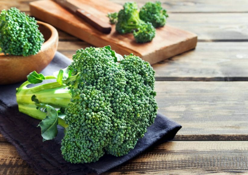 Broccoli Supplements for Cancer Treatment and genetic Risk