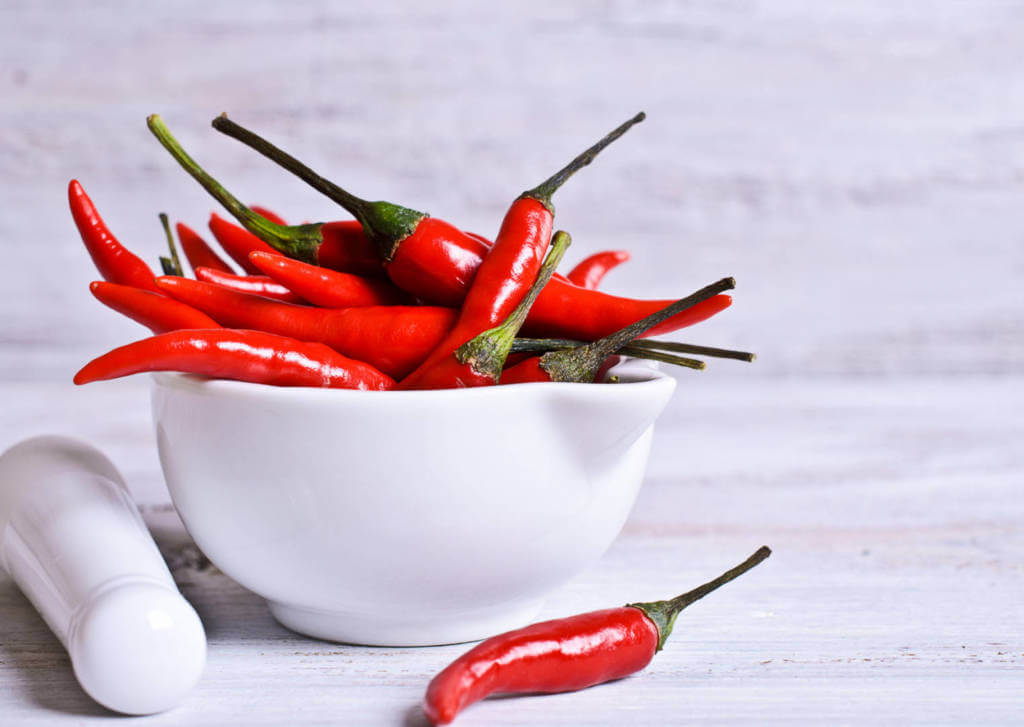 Cayenne Supplements for Cancer Treatment and genetic Risk