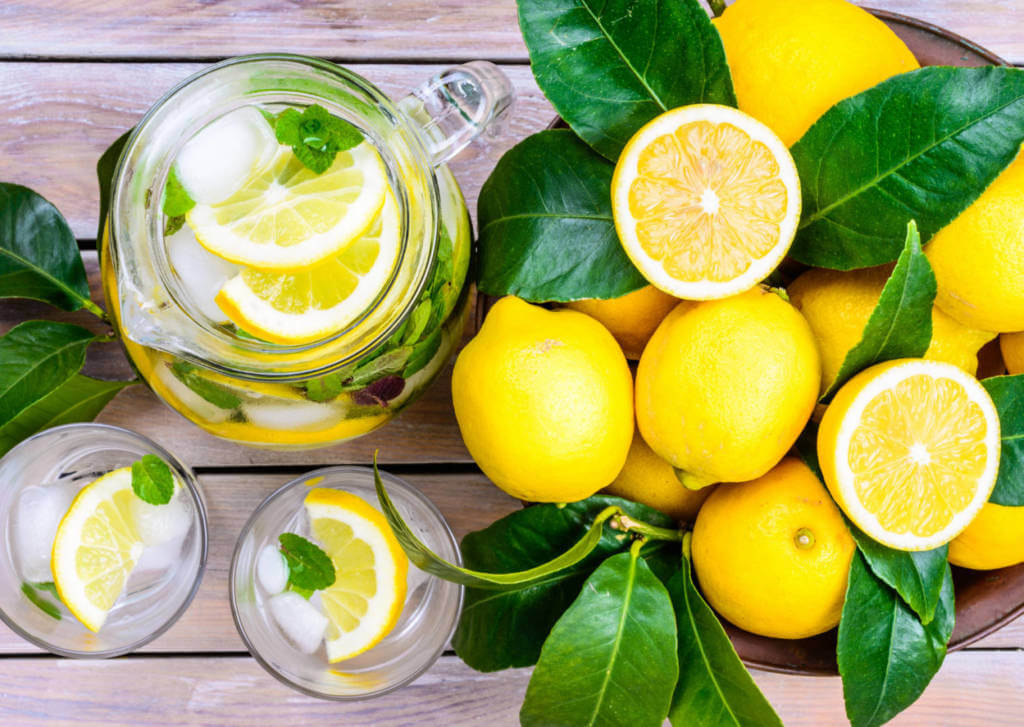 Lemon Supplements for Cancer Treatment and genetic Risk