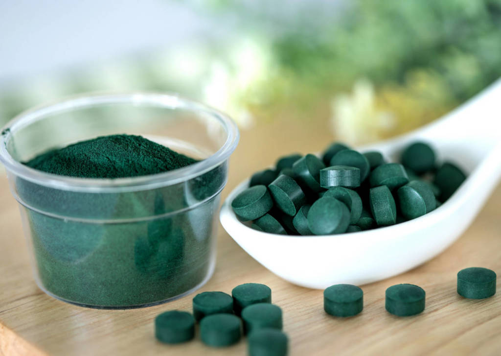 Spirulina Supplements for Cancer Treatment and Genetic Risk
